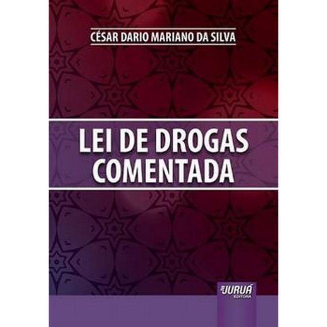 LEI DE DROGAS COMENTADA