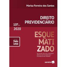 DIREITO-PREVIDENCIARIO-ESQUEMATIZADO