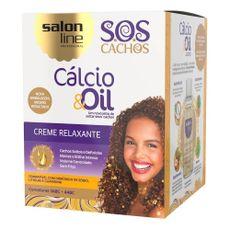 SALON-LINE-KIT-CREME-GUANIDINA-CALCIO-OIL